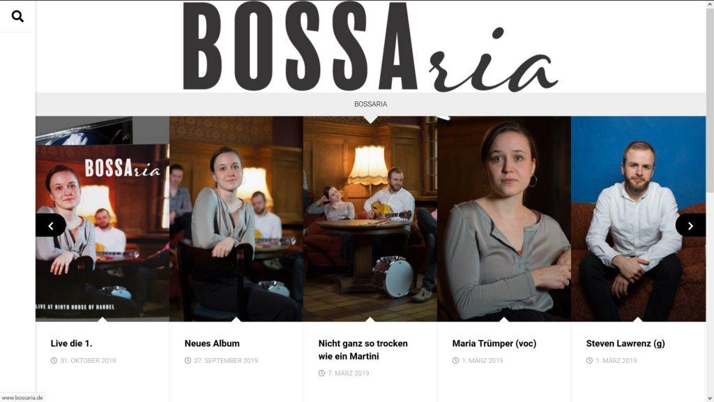 BOSSAria